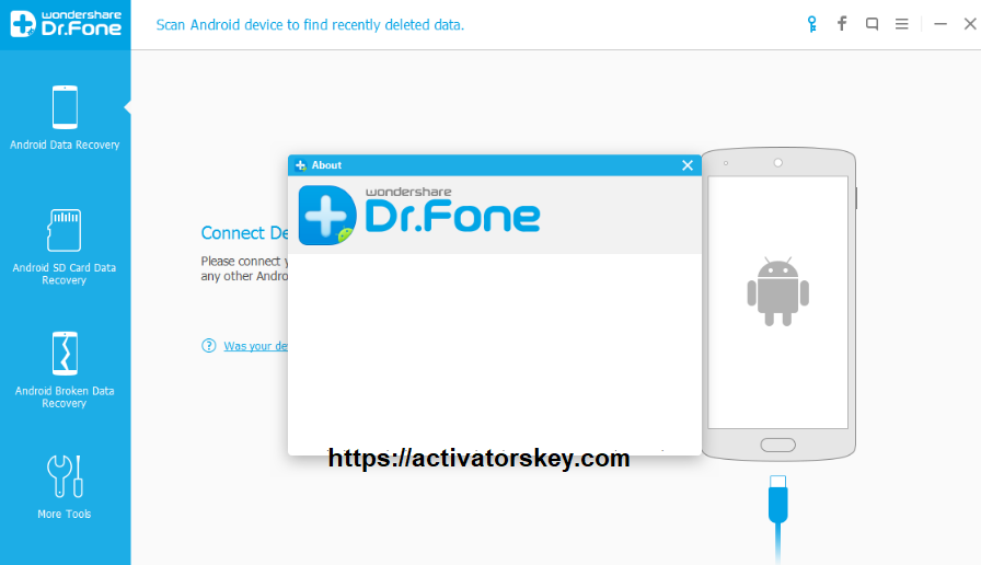 Dr. Fone Cracked