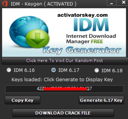 IDM Serial Key