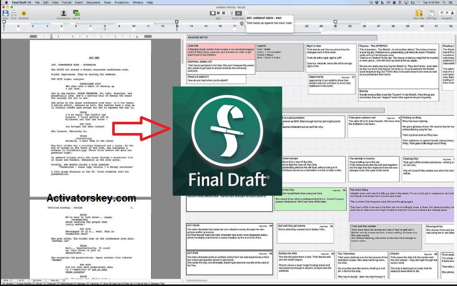 Final Draft Torrent Free