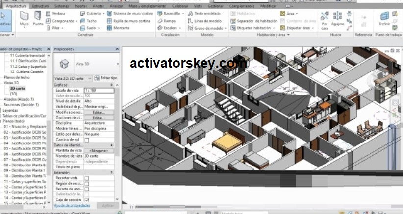Autodesk Revit Key