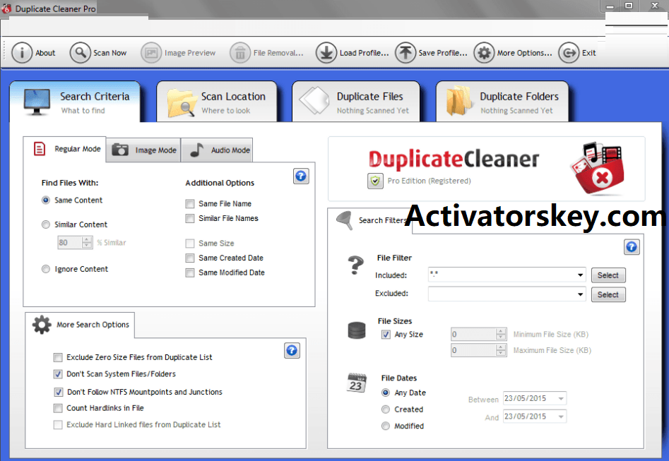 duplicate cleaner pro key